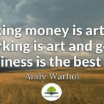 Making money is art and working is art and business with PMaspire is the best art !