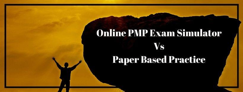 Online pmp exam simulator