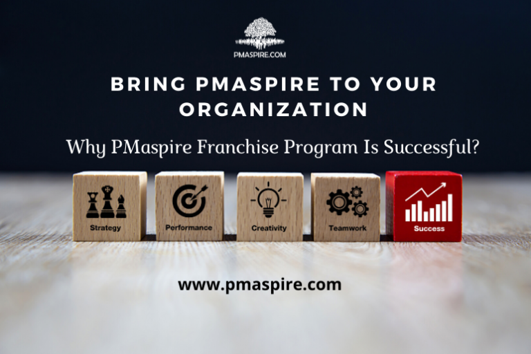 Why PMaspire Franchise Is Successful