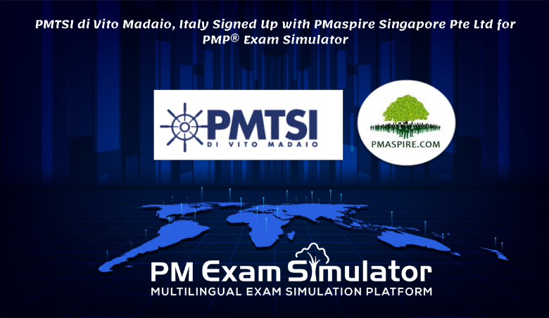 pmtsi of Italy signed up with PMaspire