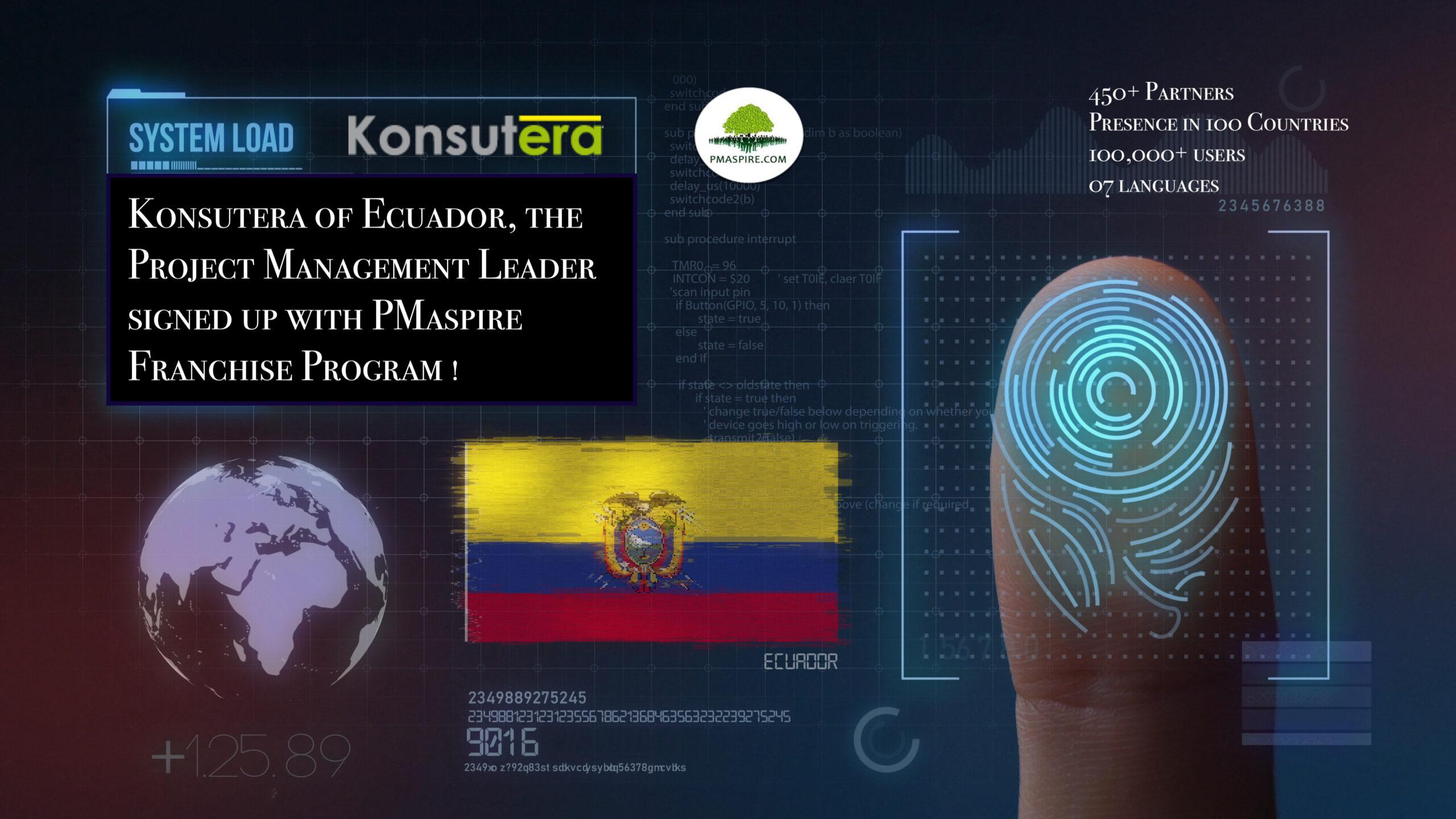PMaspire in Ecuador