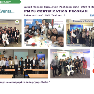 PMP Training in Dhaka Bangladesh