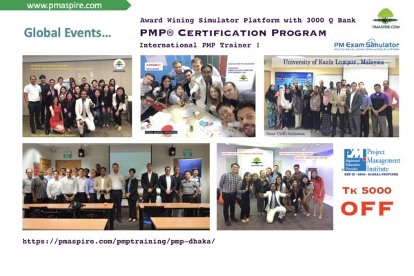 PMP Training in Dhaka Bangladesh