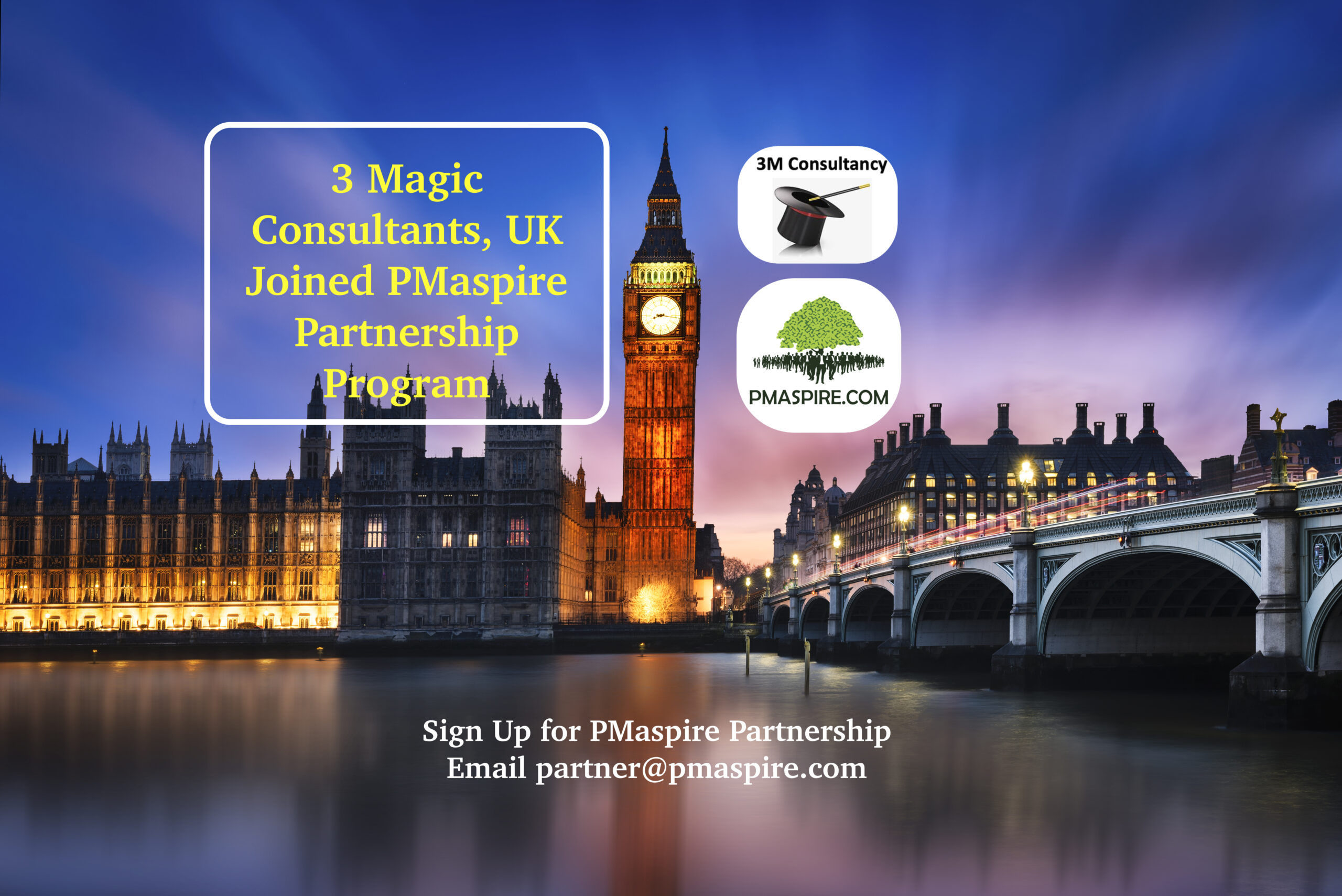 pmaspire partnership