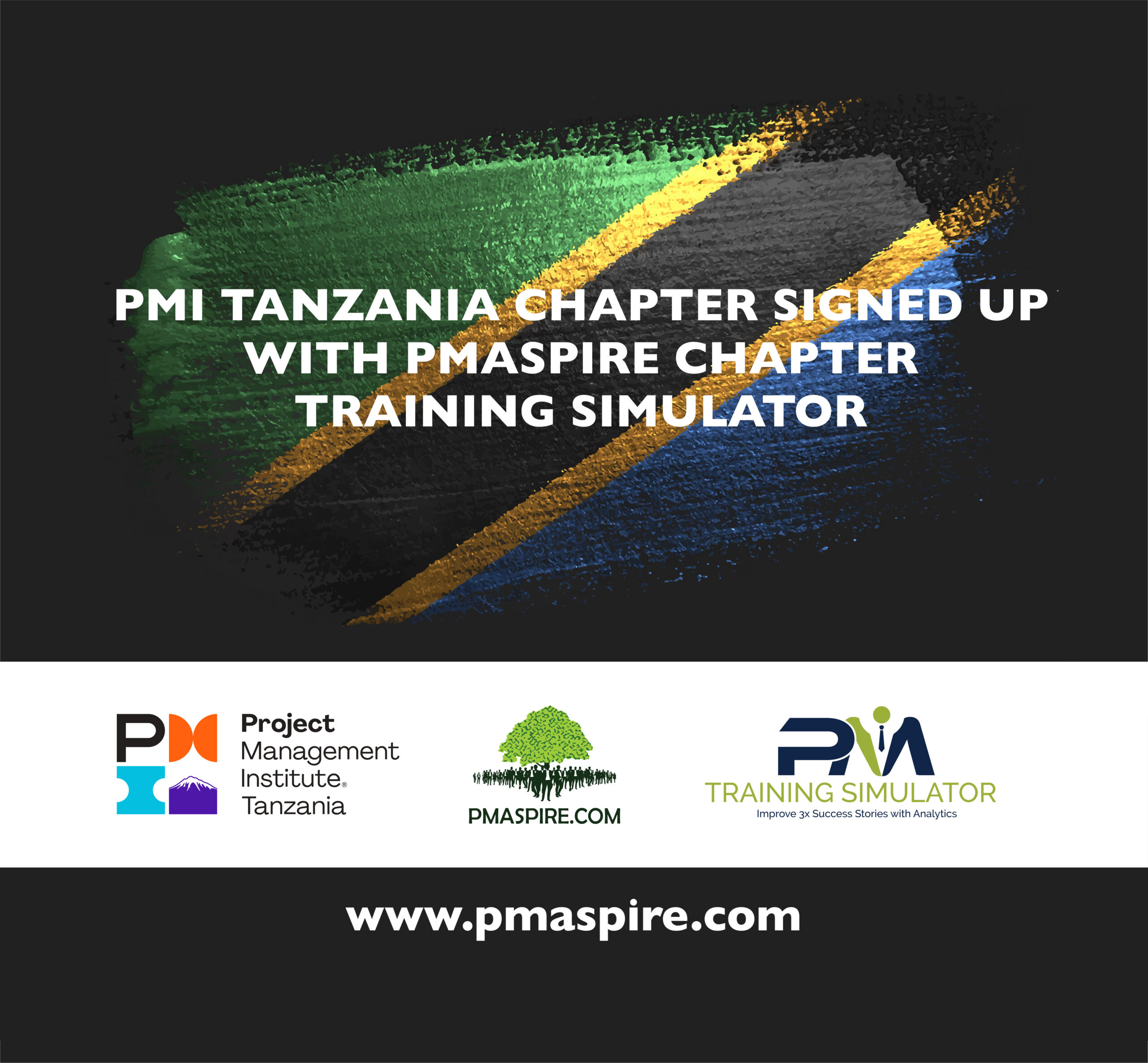 Tanzania Chapter Signed Up with PMaspire
