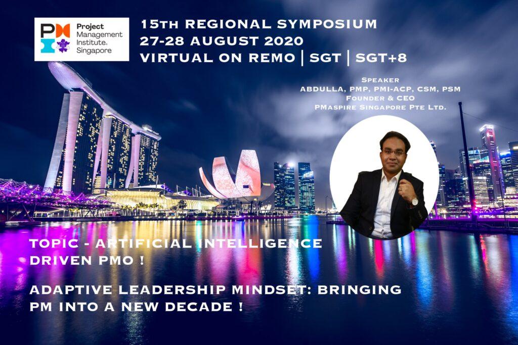 Abdulla Conference Speaker Singapore